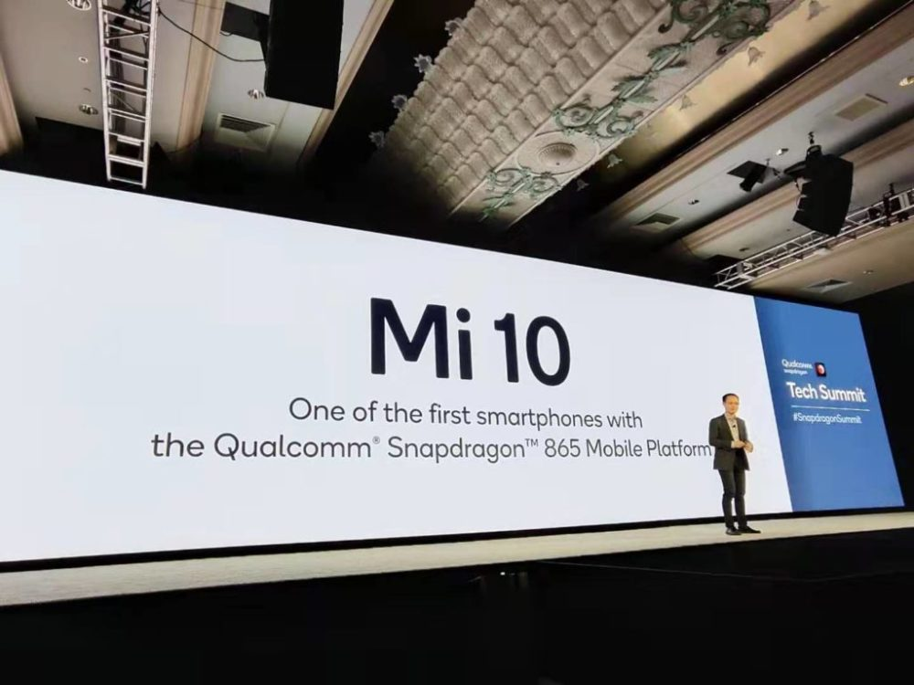 Xiaomi - Qualcomm Snapdragon™ 865 oraz model 765 w Mi 10 i K30