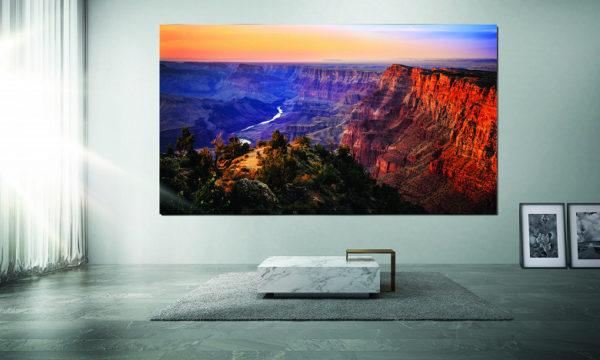 1,7 mln dolarów za telewizor Samsung – modele The Wall trafiają do sprzedaży