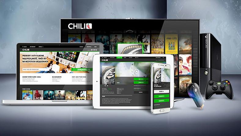 Jeszcze więcej rozrywki z Play - serwis CHILI dostępny z płatnością na rachunku PLAY