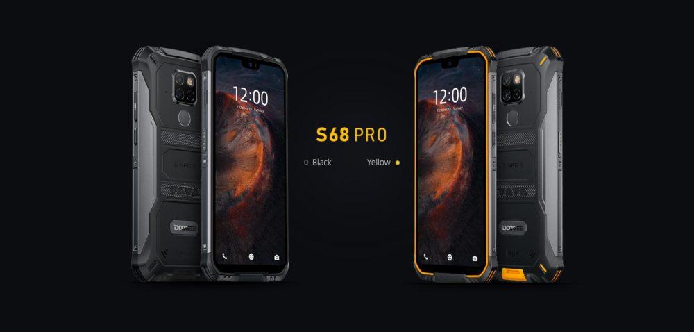 Kolejny smartfon od DOOGEE już niedługo w Polsce. S68Pro to model do zadań specjalnych o dużej wytrzymałości