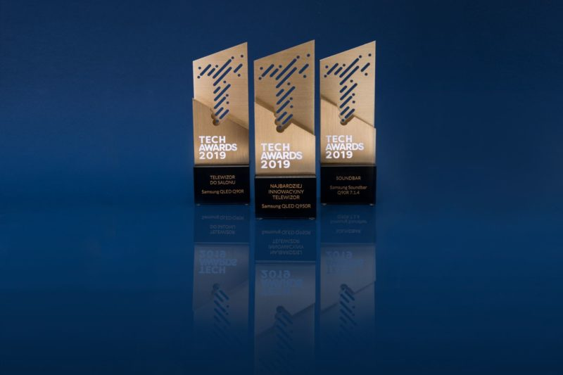 Samsung nagrody TechAwards 2019