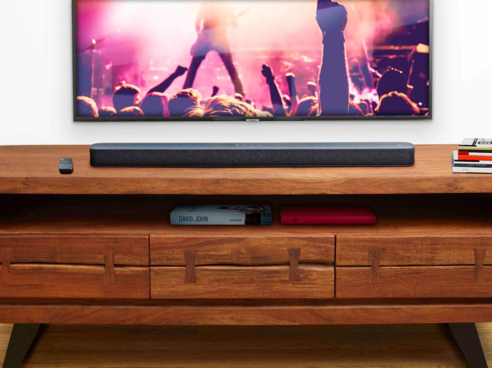 JBL Link Bar – aktywowany głosem soundbar z Android TV i Asystentem Google