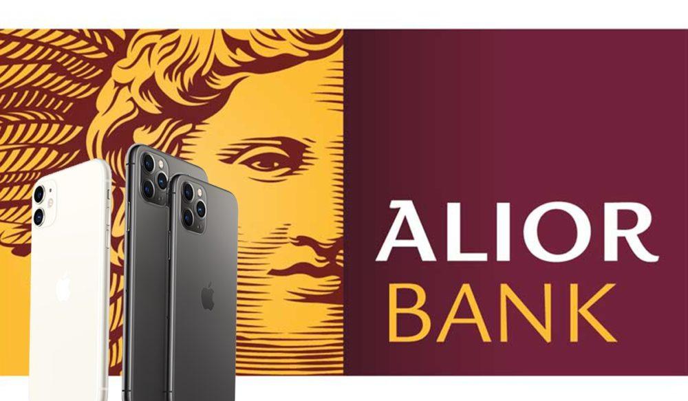 Alior Bank ze świąteczną ofertą ratalną na sprzęt Apple