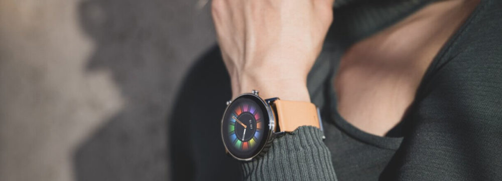 Huawei Watch GT 2 z prezentem