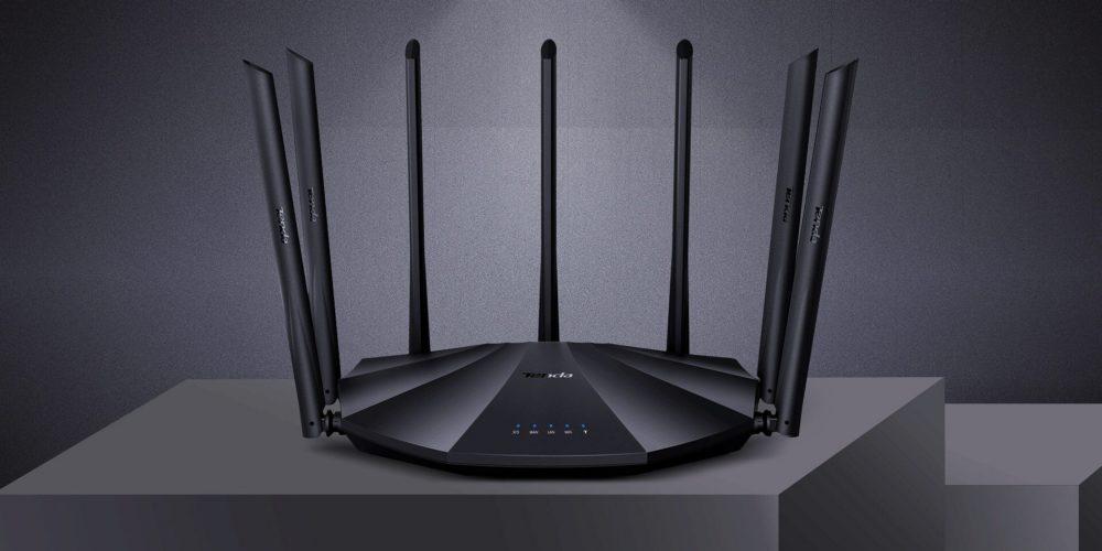 Tenda AC23 - wydajny router AC2100 dla każdego