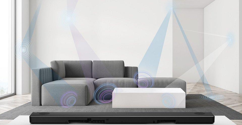 CES2020: Inteligentna kalibracja dźwięku w nowych soundbarach LG