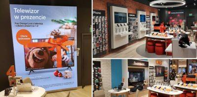 Jedna trzecia wszystkich salonów Orange w formule Smart Store