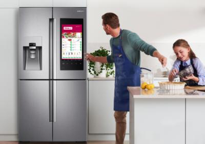 Kup lodówkę Samsung Family Hub™ i odbierz 1000 zł na zakupy w Frisco.pl