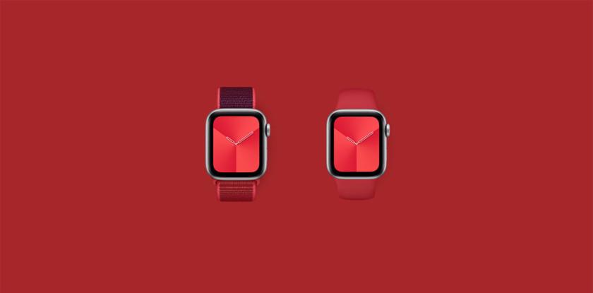 Apple Watch PRODUCT (RED) pojawi się w 2020 roku