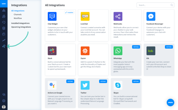 ChatBot z pierwszym tysiącem klientów