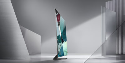 MicroLED, QLED 8K i The Sero, czyli telewizory Samsung na CES 2020