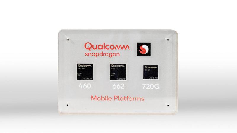 Qualcomm zaprezentowała procesory do szybkich i niedrogich smartfonów