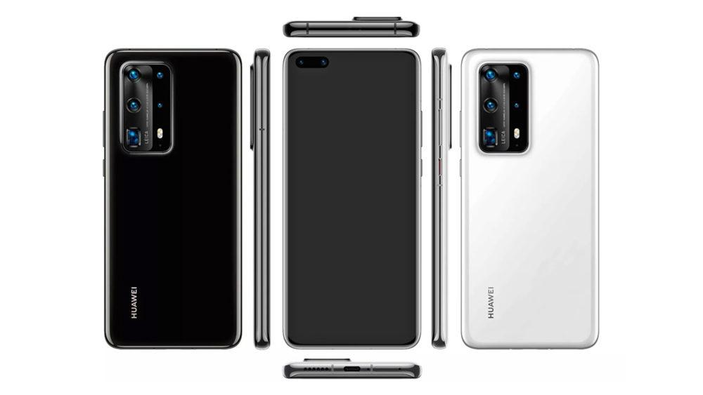 Topowy Huawei P40 Pro będzie miał 7 kamer i ceramiczną obudowę