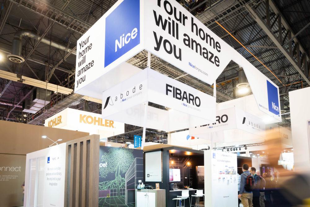 CES 2020 w Las Vegas: Grupa Nice wśród partnerów Amazon z systemem iota marki Abode