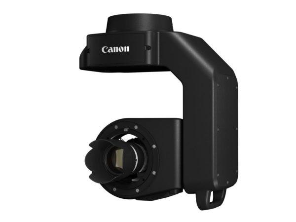 Canon prezentuje Robotic Camera System CR-S700R umożliwiający zdalne sterowanie aparatami EOS