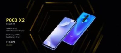 Opublikowane ceny oraz charakterystyki Xiaomi Poco X2