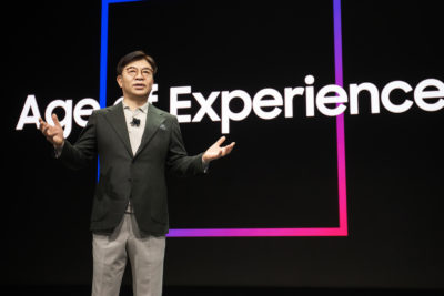 """Podczas targów CES 2020 Samsung Electronics zapowiada """"Erę Doświadczeń"""""""