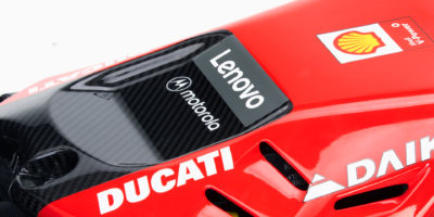 Motorola oficjalnym partnerem Ducati Corse