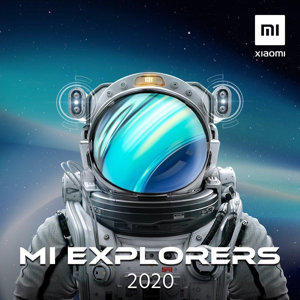 Xiaomi organizuje program Mi Explorers