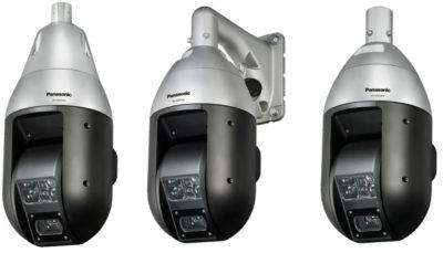 Nowy poziom widoczności w nocy dzięki kamerom monitoringowym Panasonic PTZ na podczerwień