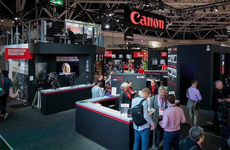 ISE 2020: Canon zaprezentuje ekosystem rozwiązań obrazowania 8K i 4K