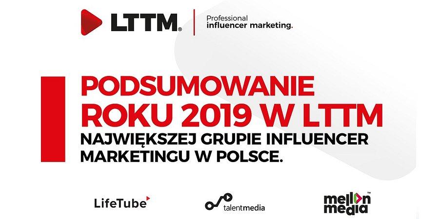 41 milionów złotych wypłaciła youtuberom grupa LTTM w 2019 roku