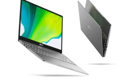 Nowe notebooki Swift 3. Debiutują wersje z procesorami AMD, a także zgodne z Projektem Athena