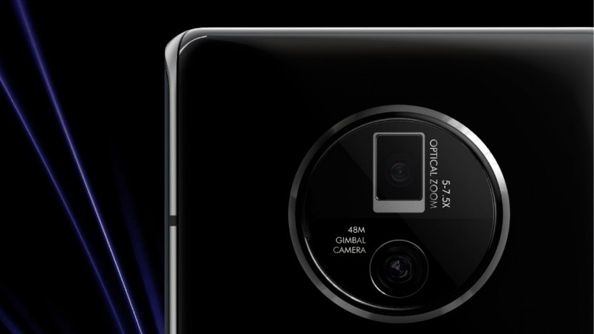 Vivo prezentuje koncepcję smartfona z rzeczywistym zoomem optycznym