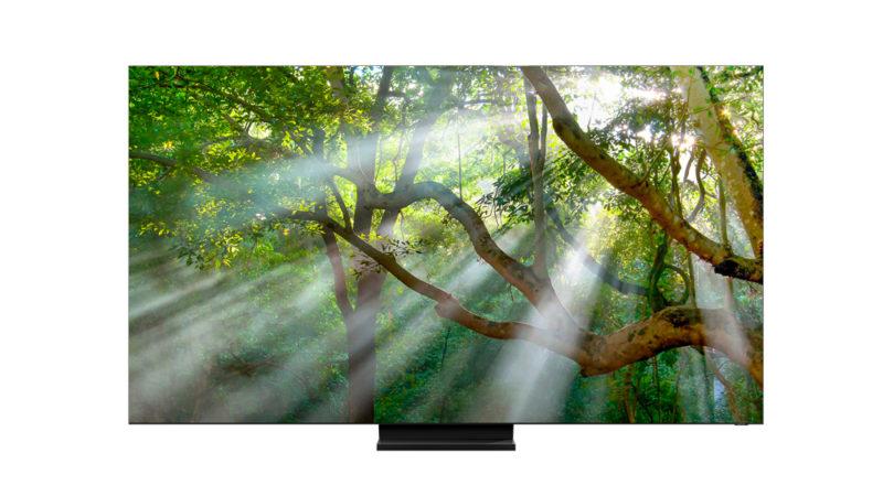 Produkty i technologie audio-wideo Samsung z nagrodami CES 2020 Innovation Awards
