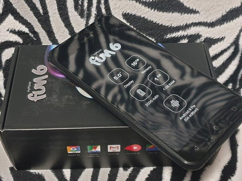 Test myPhone Fun 6 - smartfon za 219 zł, czy to ma sens?