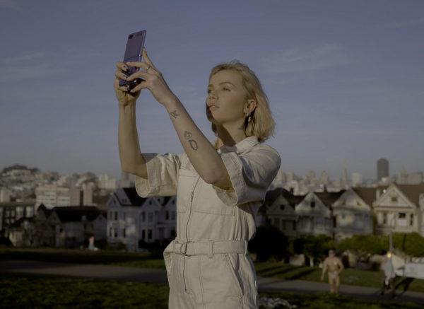 Maffashion x Galaxy Z Flip – Samsung nawiązuje współpracę z Julią Kuczyńską