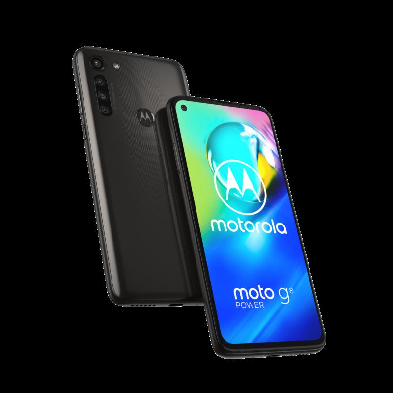 Motorola wprowadza moto g8 power świętując 100 mln sztuk z rodziny moto g sprzedanych na świecie