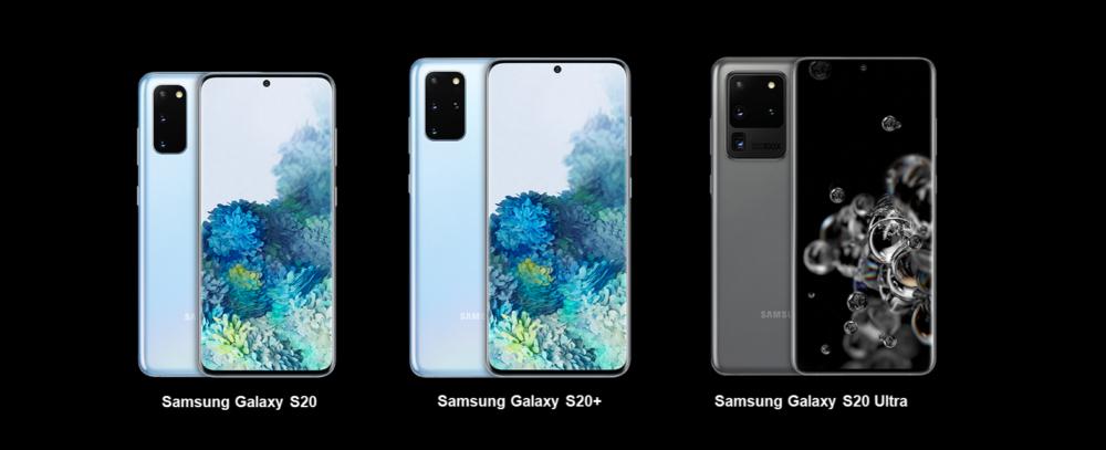 Przedsprzedaż Samsungów S20 w T Mobile 2