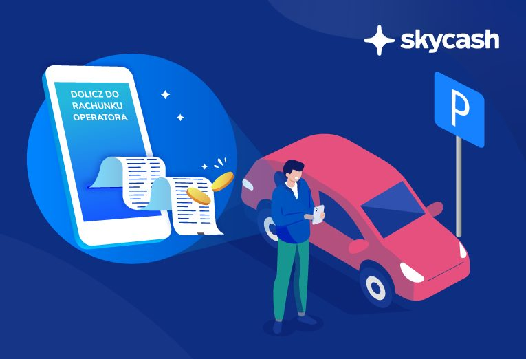 Parkowanie w ciężar rachunku Play i Orange w aplikacji SkyCash