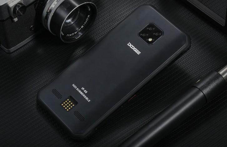 doogee s95 pro2 Doogee S40 i S95 pro – pancerne smartfony dla osób o najbardziej ekstremalnych profesjach