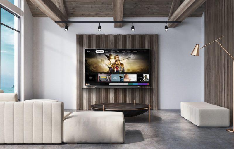 Aplikacja APPLE TV oraz usługa Apple TV+ dostępne na telewizorach LG z roku 2019 już w ponad 80 krajach i również w Polsce