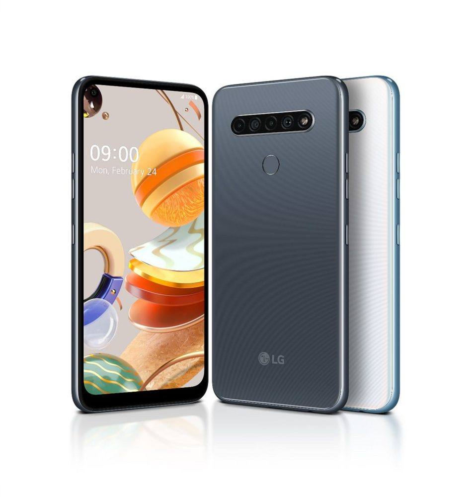 Cztery aparaty, wydajna bateria i ogromne ekrany – LG prezentuje serię K na 2020 rok
