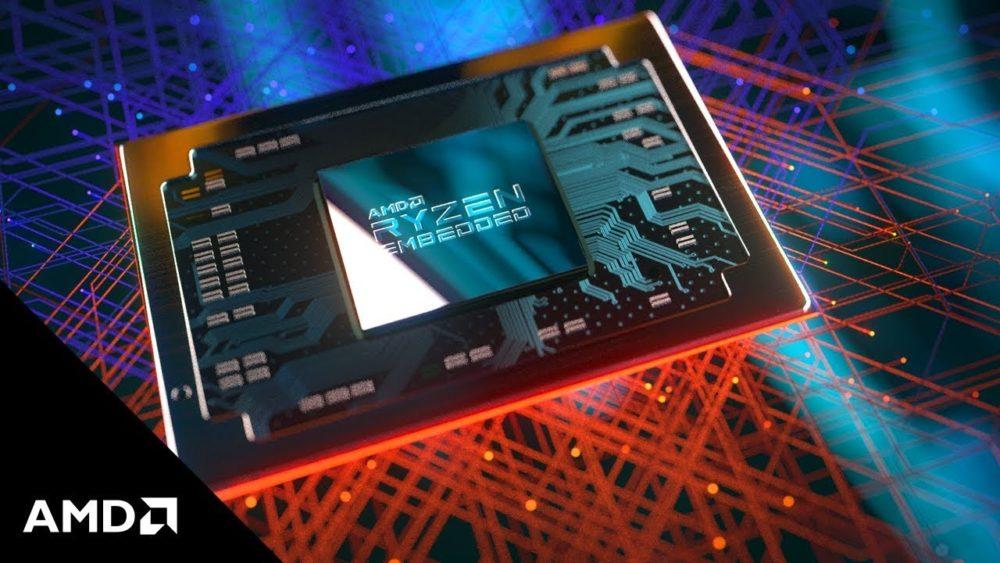 Nowe procesory z rodziny AMD Ryzen™ Embedded R1000