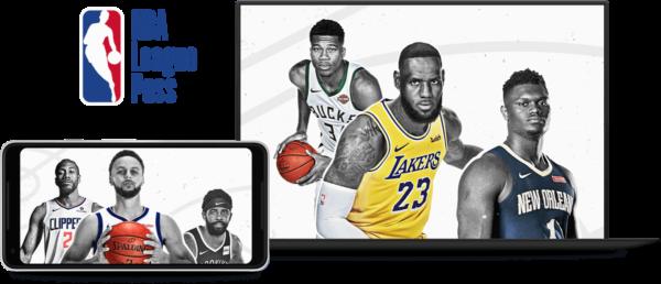 Najlepsza koszykówka – NBA League Pass w PLAY