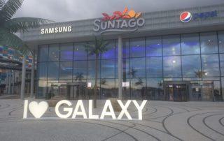 Innowacyjna strefa Samsung w Suntago Wodny Świat park of poland