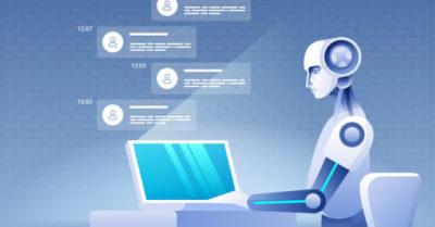 Sztuczna inteligencja dopuszczona do głosu Boty szturmem zdobywają obsługę klienta