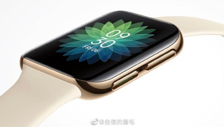 Nie jest to Apple Watch – Oppo pokazała swój pierwszy inteligentny zegarek