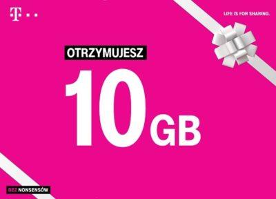 10 GB darmowego internetu dla klientów biznesowych od T‑Mobile