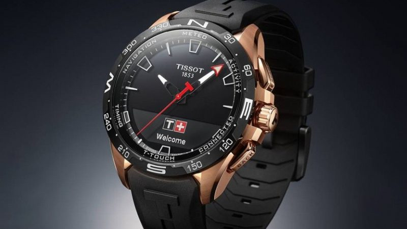 Firma Swatch prezentuje swój własny smartwatch