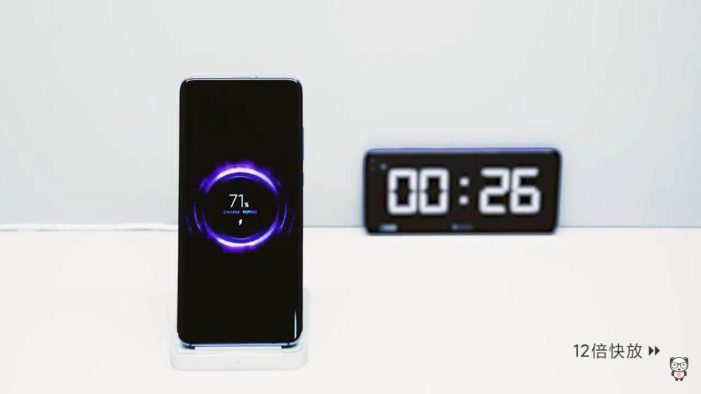 Xiaomi zaprezentowała najszybsze bezprzewodowe ładowanie - 40 minut do 100%