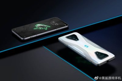 """Zaprezentowano Xiaomi Black Shark 3: do czego zdolny jest Nowy """"czarny rekin»"""