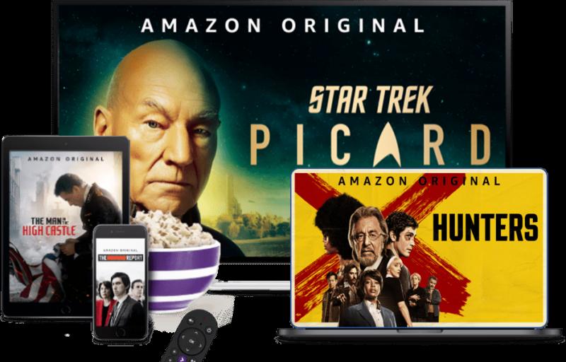 Masz abonament w Play? Aktywuj dostęp do Amazon Prime Video na 6 miesięcy od Play