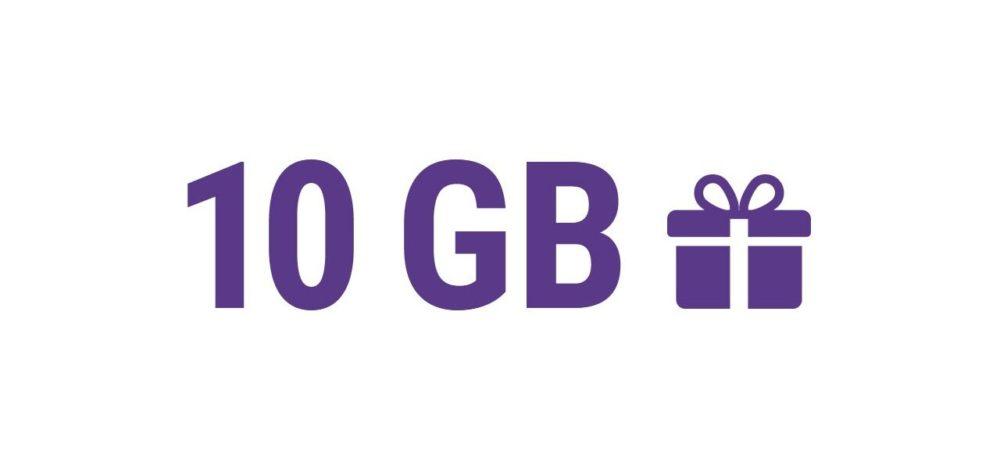 Zostań w domu z Play i korzystaj z dodatkowego bezpłatnego pakietu 10GB