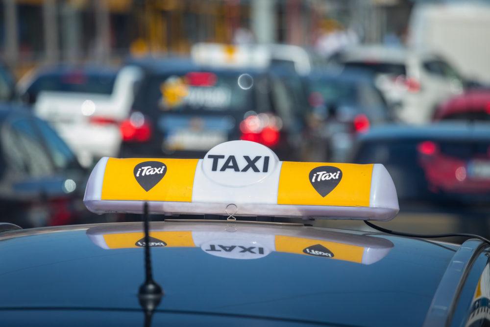 Taksówki najbezpieczniejszym środkiem transportu