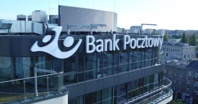 Bank Pocztowy zanotowal najwyższy od 4 lat zysk netto